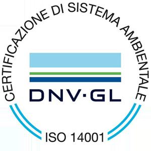Calia Italia - ISO 14001