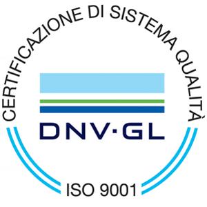 Calia Italia - ISO 9001