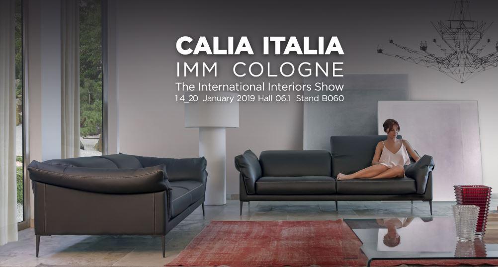 Calia Italia - IMM Cologne