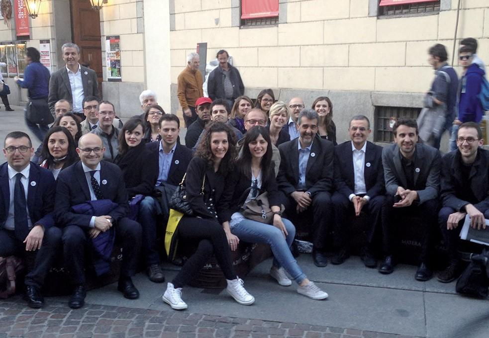 Calia Italia - Matera, Capitale Europea della Cultura 2019