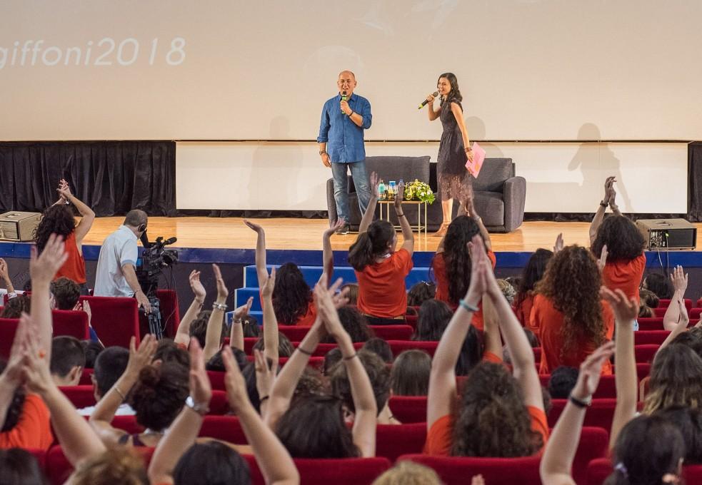 Caliaitalia - Calia Italia partner del Giffoni Film Festival 2018