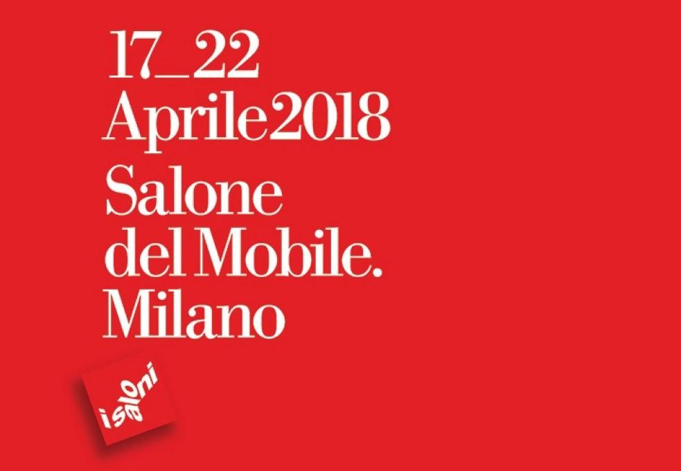 Calia Italia - Calia Italia al Salone del Mobile 2018