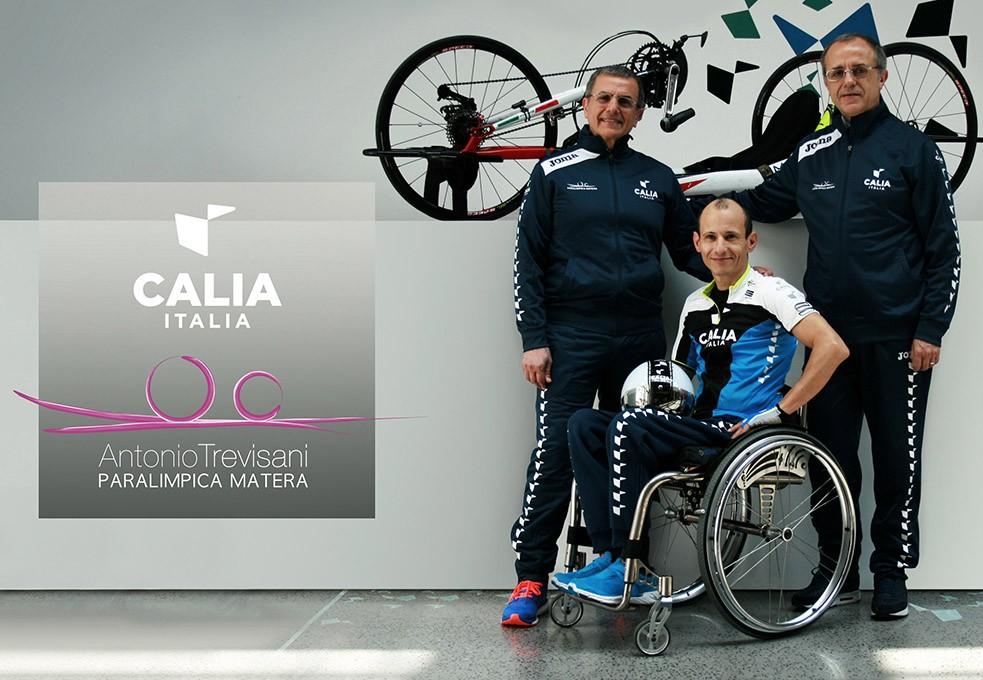 Calia Italia - Parolimpica Matera ASD