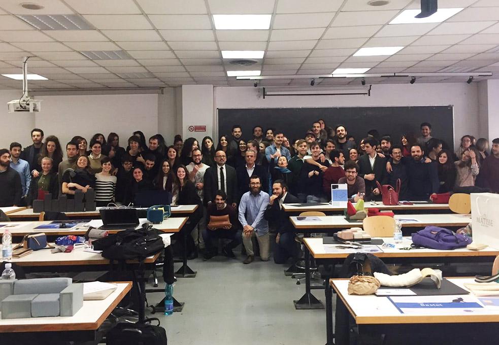 Calia Italia - Calia Italia sostiene i giovani Talenti