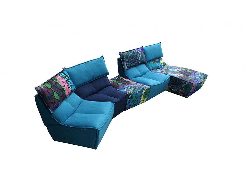 Hip Hop Recliner by Calia by Ultimate Living