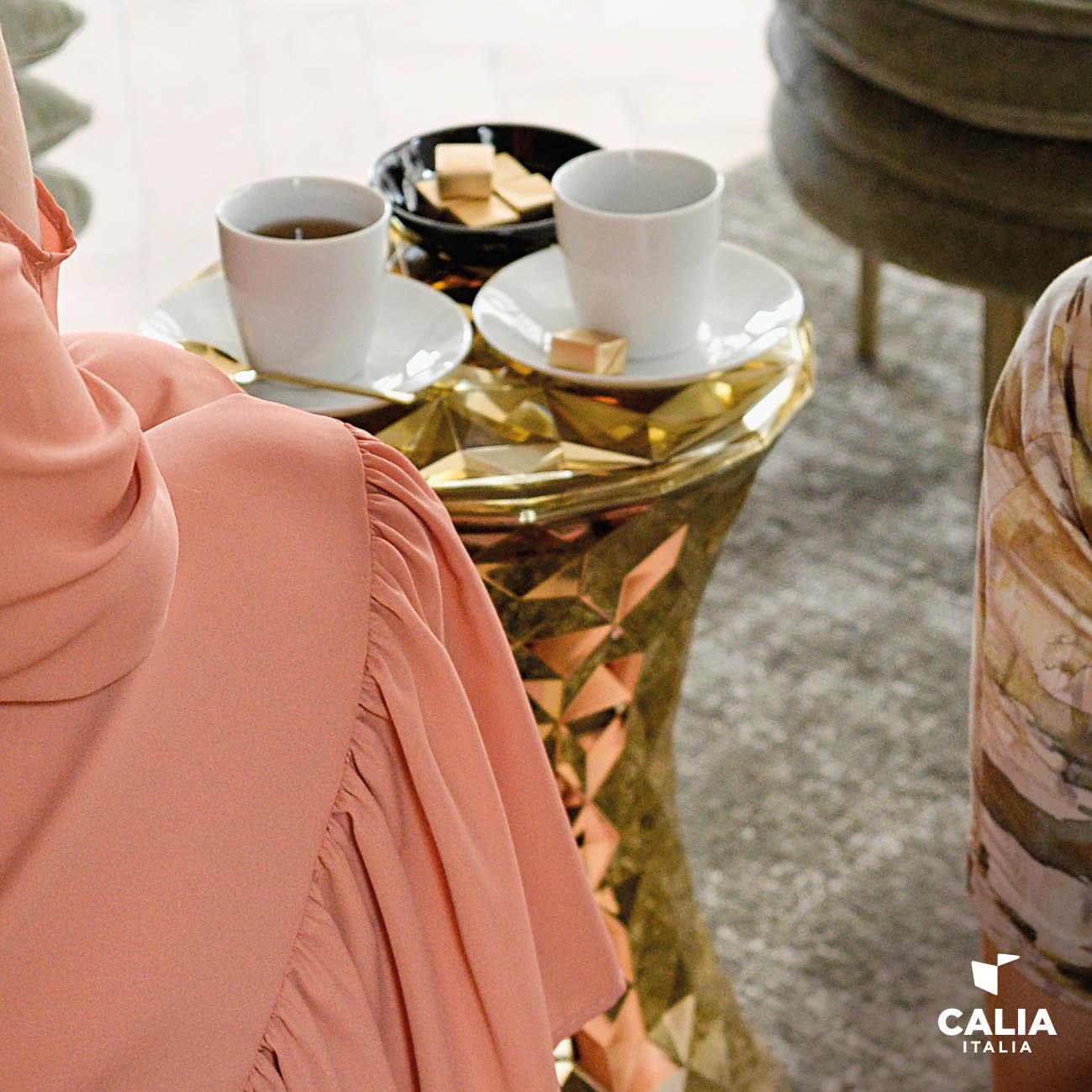 Caliaitalia - Mater Familias Pouf e Bench